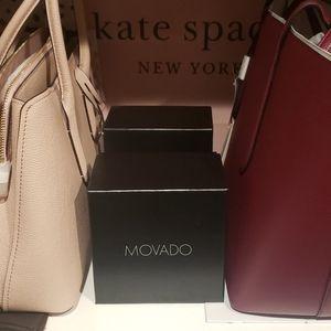 Movado box